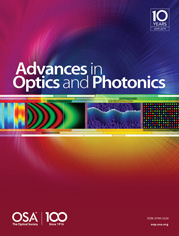 Advances in Optics and Photonics (AOP)